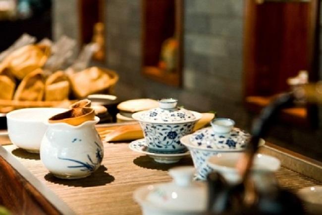 Tea house kln