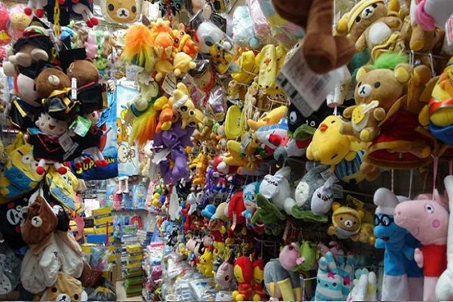 toy street