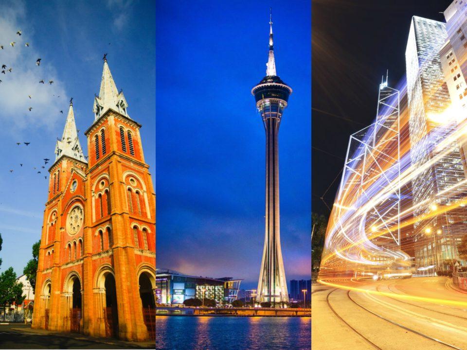 Vietnam, Macau&HK