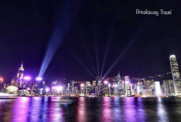 G – Dynamic City Night Walking Tour